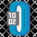 Smart Watch Internet Icon