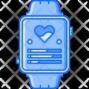 Watch Wristwatch Sport Icon
