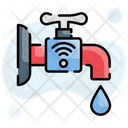 Smart Water Icon