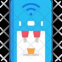 M Water Dispenser Icon
