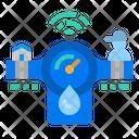 Smart Water Meter Meter Metering Icon