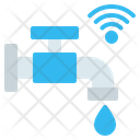 Smart Water Tap Icon
