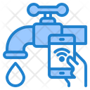 Smart Water Tape Smart Tape Smarthome Icon