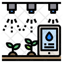 Smartphone Water Plants Icon