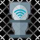 Smart Wc Smart Toilet Toilet Icon