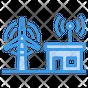 Smart Windmill Icon