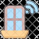 Window House Glass Icon