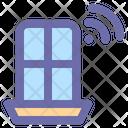 Smart Window Window House Icon