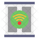 Window Smarthome Internet Of Things Icon