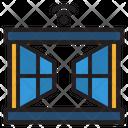 Smart Window Smart Door Smarthome Icon