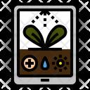 Farm Smartfarm Technology Icon