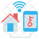 Smarthome Home House Icon