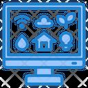 Smarthome Control Home Icon
