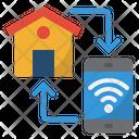 Smarthome Smart House Home Icon