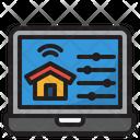 Smarthome Control Smarthome Home Icon