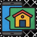 Smarthome Message Smartphone Smarthome Icon