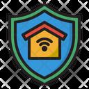 Smarthome Security Smarthome Sheild Icon