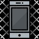 Smartphone Communication Device Icon