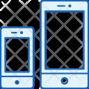 Sizes Screen Call Icon