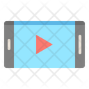 Smartphone Video Movie Icon