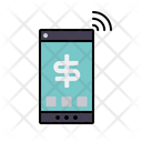 Smartphone Mobile Payment Icon