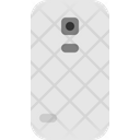 Samsung Galaxy S Back Phone Mobile Icon