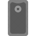 Nexus Back Phone Mobile Icon