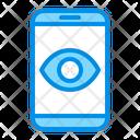 Smartphone Spy Virus Icon
