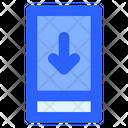 Smartphone Network Internet Icon