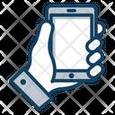 Smartphone Mobile Cellphone Icon