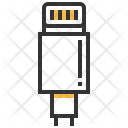 Smartphone Cable Connector Icon