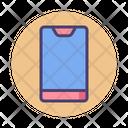 Msmartphone Smartphone Chip Smartphone Processor Icon