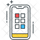 Msmartphone Smartphone Phone Icon