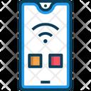 M Mobile Smartphone Mobile Icon