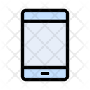Mobile Phone Online Icon