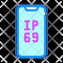 Ip Smartphone Waterproof Icon