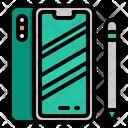 Phone Music Travel Icon