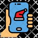 Smartphone Xmas Christmas Icon