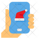 Smartphone Xmas Christmas Icon
