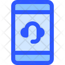 Help Support Smartphone Icon