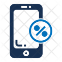 Smartphone Cell Phone Discount Icon