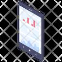 Smartphone Data Device Icon