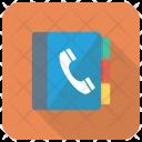 Smartphone Phonebook Directory Icon