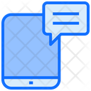 Smartphone Notification Chat Message Icon