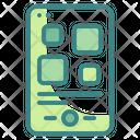 Smartphone App Menu Icon