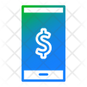 Smartphone Internet Banking Mobile Icon