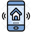 Smartphone Domotics Application Icon