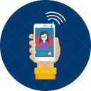 Smartphone Mobile Access Icon
