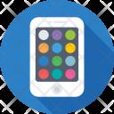 Mobile Menu Application Icon
