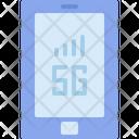5 G Internet Wireless Icon